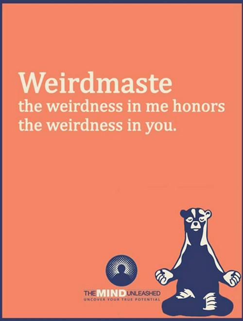 Tickled #361: Weirdmaste