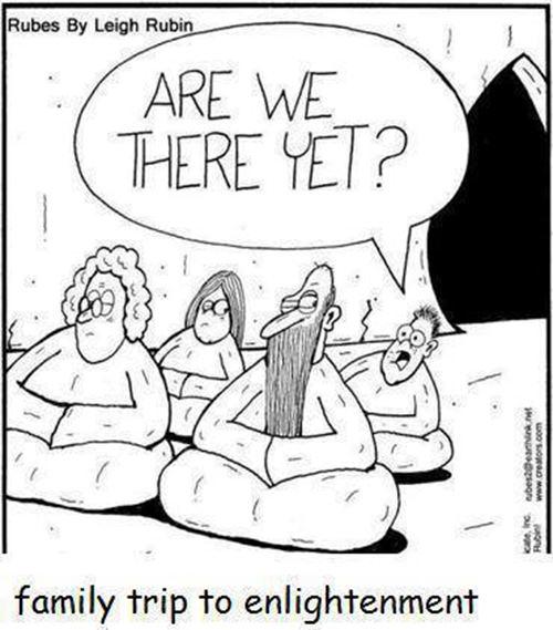 Tickled #362: Meditation Humor