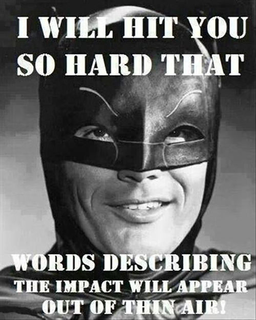 Tickled #379: Batman Humor