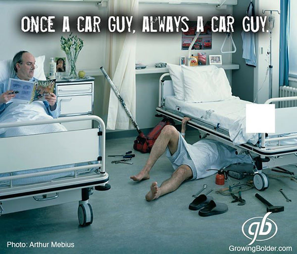 Tickled #398: Car Guy Humor