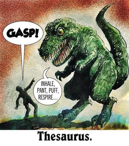 Tickled #411: Gasp: Inhale, pant, puff, respire. - Thesaurus