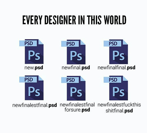 Tickled #599: Every Designer In The World