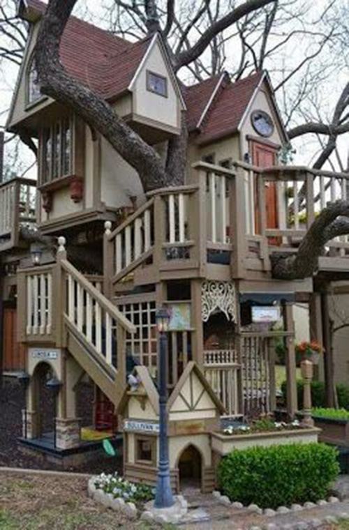 Treehouses #16: